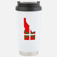 Unique Lauburu Travel Mug