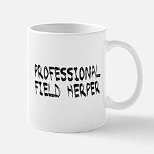 Professional Field Herper. Mugs