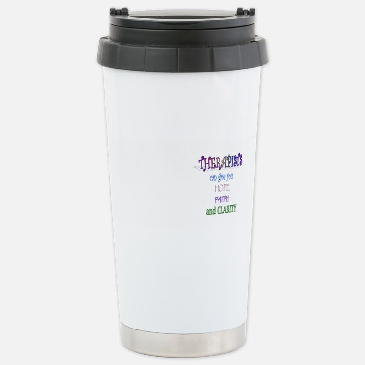 Cute The secret of health for both mind and body is Travel Mug