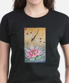 Unique Dragonfly Tee