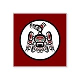 Haida Bumper Stickers