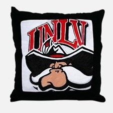 Cute Rebel Throw Pillow