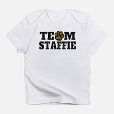Team Staffie Infant T-Shirt
