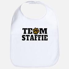 Team Staffie Bib