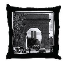 Washington Square Park image on Pillow