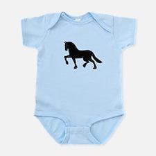 Friesian Infant Bodysuit