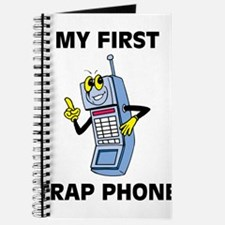 My First Trap Phone Journal