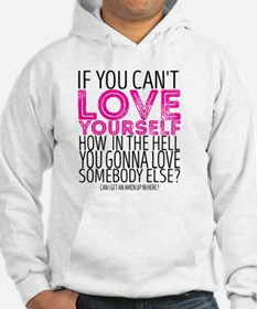 Unique Uplifting quotes Hoodie