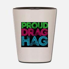 Funny Rupaul%27s drag race Shot Glass