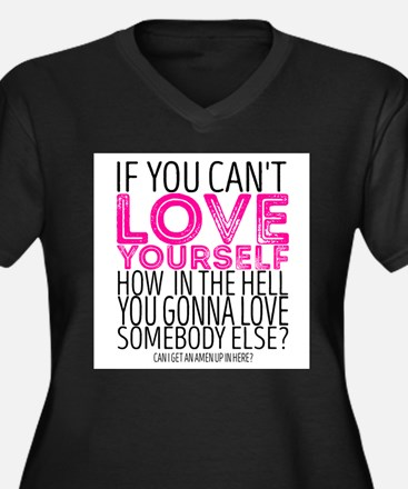 """RuPaul's Drag Race - """"If You Can Plus Size T-Shirt"""