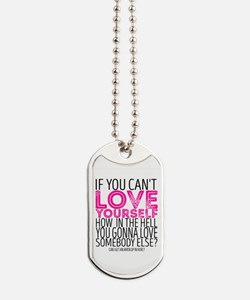 "RuPaul's Drag Race - ""If You Can't Love Y Dog Tags"