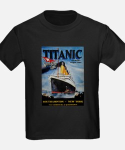 Unique Titanic T