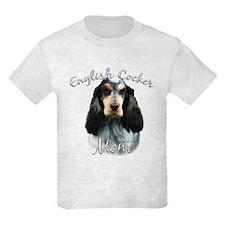 English Cocker Mom2 T-Shirt