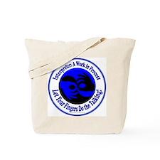 Cute Asl interpreter Tote Bag
