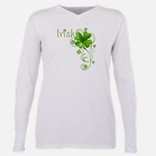 Unique Irish Plus Size Long Sleeve Tee