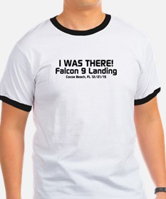 SpaceX Falcon 9 Landing - I WAS THERE T-Shirt
