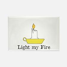 Light my Fire, The Doors Rectangle Magnet