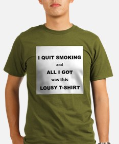 Cute Quit smoking T-Shirt