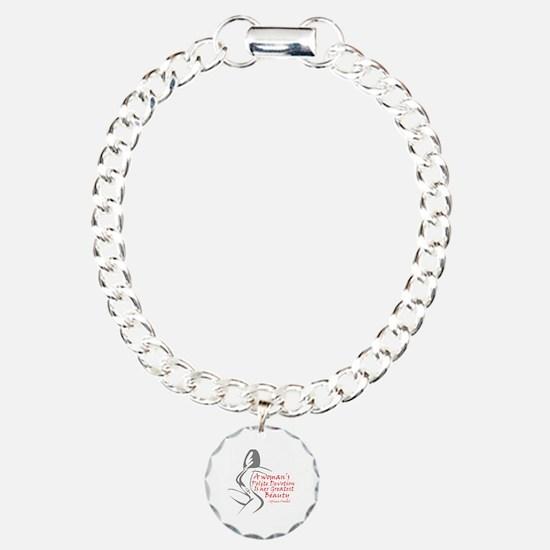 Cool Feminism Bracelet
