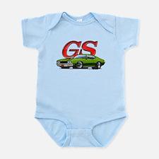 Cute 1972 Infant Bodysuit