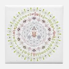 Unique Lsd Tile Coaster