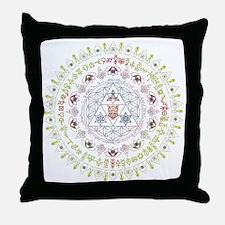 Cute Alchemy Throw Pillow