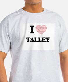 I Love Talley T-Shirt