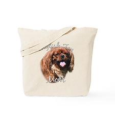 English Toy Mom2 Tote Bag