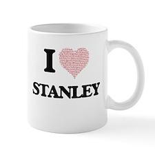 I Love Stanley Mugs