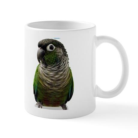 Green-Cheeked Conure - Mug