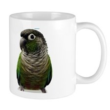 Green-Cheeked Conure -  Coffee Mug