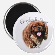English Toy Dad2 Magnet