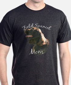 Field Spaniel Mom2 T-Shirt