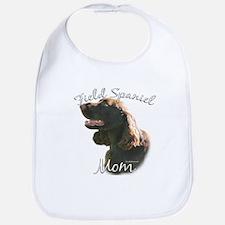 Field Spaniel Mom2 Bib
