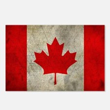 Funny Canada summer Postcards (Package of 8)