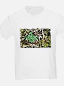 Swamp Thing Sighting T-Shirt
