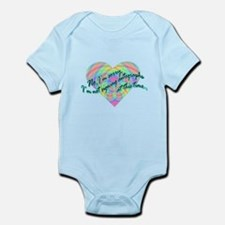 Fame Infant Bodysuit
