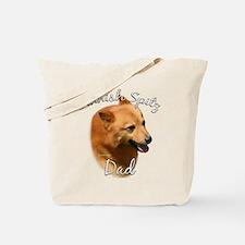 Spitz Dad2 Tote Bag