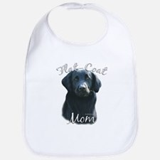 Flat-Coat Mom2 Bib