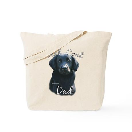 Flat-Coat Dad2 Tote Bag
