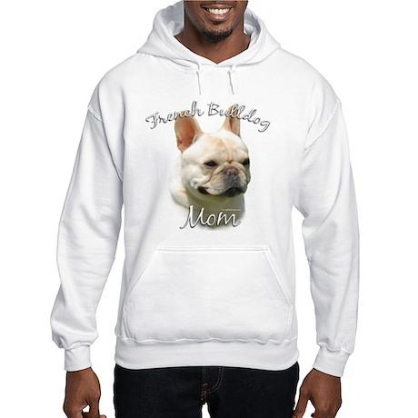Frenchie Mom2 Hooded Sweatshirt