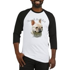 Frenchie Mom2 Baseball Jersey