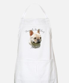 Frenchie Mom2 BBQ Apron