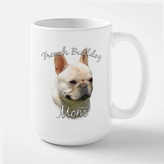 Frenchie Mom2 Large Mug