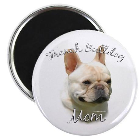 Frenchie Mom2 Magnet