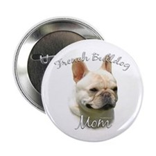 Frenchie Mom2 Button