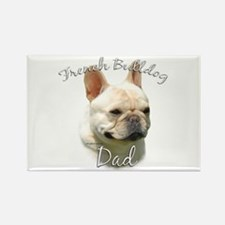 Frenchie Dad2 Rectangle Magnet
