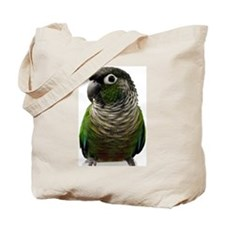 Green-Cheek Conure Tote Bag