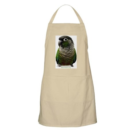Green-Cheek Conure BBQ Apron
