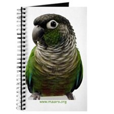 Green-Cheek Conure Journal